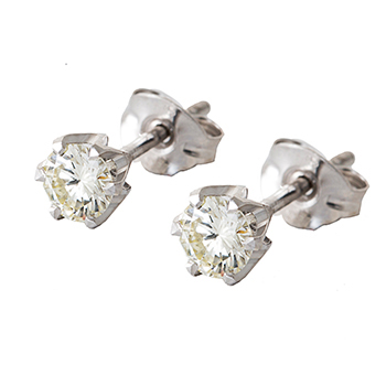 diamond earrings Christchurch